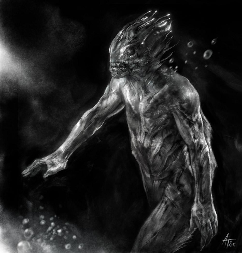 Creatures, disturbing flesh inside (many updates)