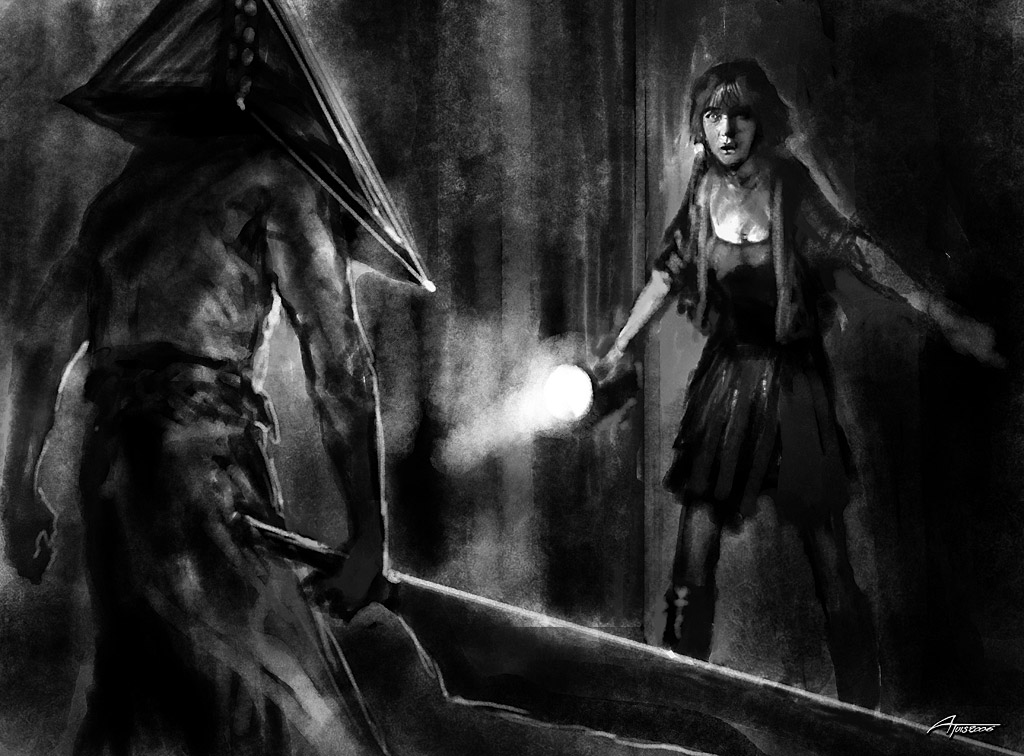 Silent Hill Heaven View Topic Concept Art For Shr